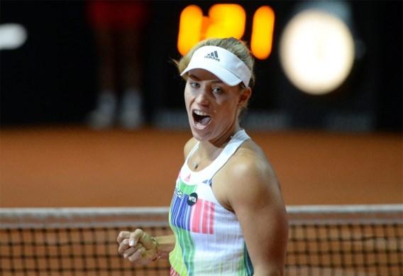 Kerber verrassend onderuit in eerste ronde WTA Madrid