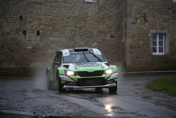 Freddy Loix pakt zege in Rally van Wallonië