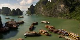 Vlamingen redden  Ha Long Bay