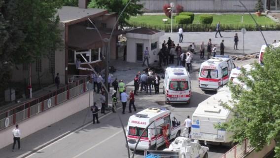Opnieuw onrust aan Turks-Syrische grens