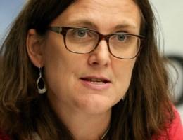 'Geen enkel vrijhandelsakkoord zal Europese normen verlagen'