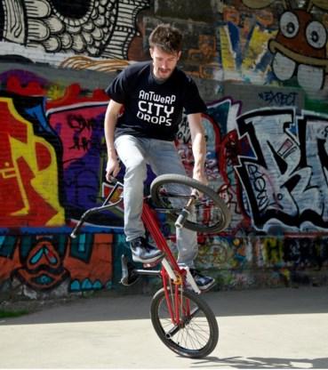 BMX urban freestyle is één van de spectaculaire sporten die tijdens het festival te bewonderen zullen zijn.