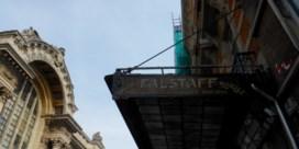 Bekende Brusselse brasserie Falstaff gesloten
