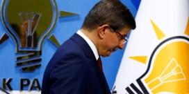Turkse premier op weg naar uitgang