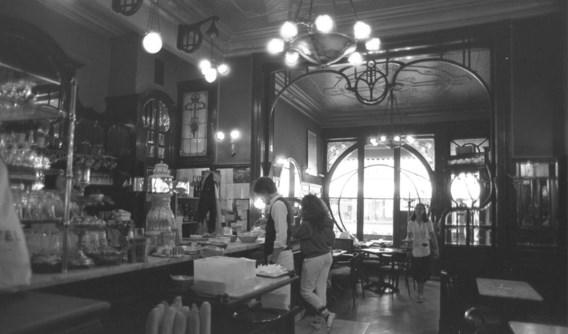 Brasserie Falstaff in ere hersteld