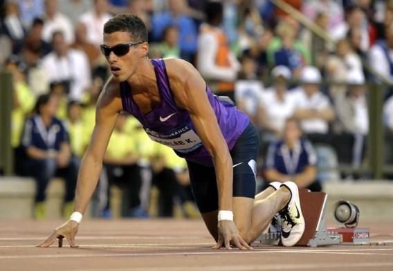 Kevin Borlée loopt 20.81 op 200m, Olivia Borlée 11.57 op 100m in Clermont