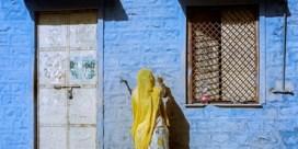IN BEELD. India door een blauwe bril