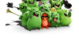 Angry birds katapulteren  zichzelf naar  de afgrond