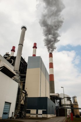 De biomassacentrale in Langerlo: peperduur en weinig efficiënt.