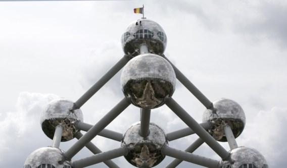 Selfies aan het Atomium binnenkort legaal