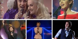 Hoe zou het nog zijn met... vijf bekende Eurosongkandidaten?
