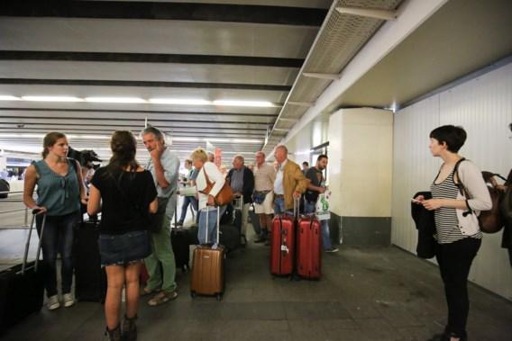 Bagageafhandelaars Aviapartner opnieuw aan de slag