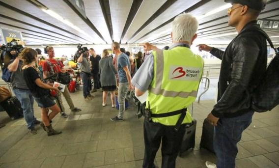 De vakbonden verwezen onder meer naar de psychologische problemen van het personeel van Aviapartner na de aanslagen.