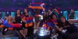 Alweer een vlaggenrel op Songfestival