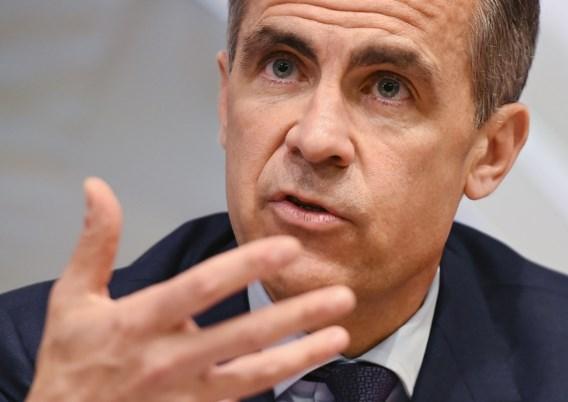 Bank of England waarschuwt voor Brexit