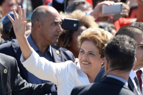 Rousseff roept landgenoten op tot 'mobilisatie tegen staatsgreep'