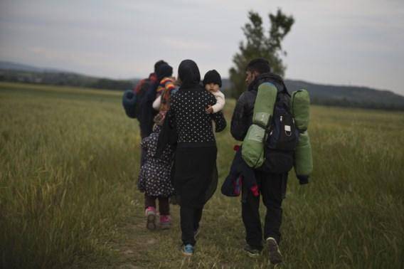 Recordaantal van 40 miljoen ontheemden door oorlogen