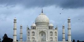 Taj Mahal besmeurd door insecten