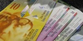 Zwitserland kan kiezen voor basisinkomen van 2.200 euro