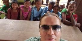NEPAL - Ik ben een vreemdeling