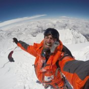 Belg Jelle Veyt bereikt top Mount Everest