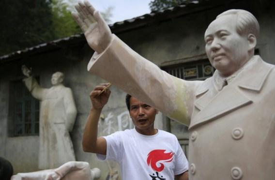 De vijftigste verjaardag van Mao Zedongs Culturele Revolutie ging maandag relatief geruisloos voorbij.