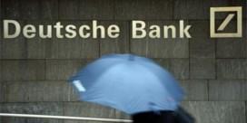 Europese banken in zwaar weer