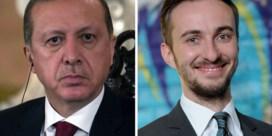 Duitse komiek in beroep tegen censuur op satirisch Erdogan-gedicht