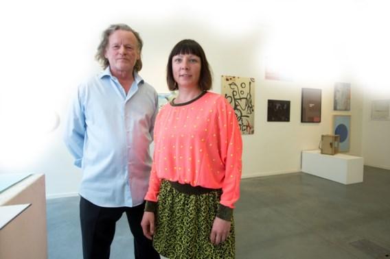 Organisatoren Kris Fierens en Tinka Pittoors: 'Ringland is een droom waaraan we allen moeten werken'.