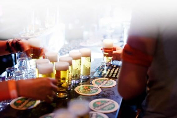 Belg drinkt fors minder in eerste maanden 2016