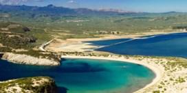 Grieks schiereiland uitgeroepen tot beste Europese bestemming