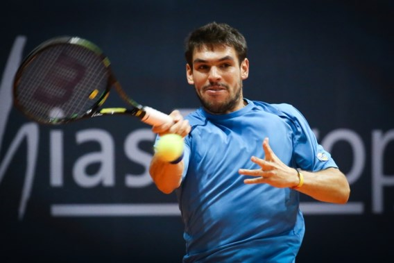 Germain Gigounon wint ITF-toernooi Szeged
