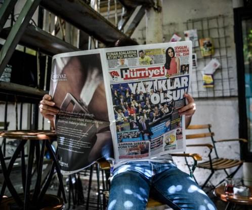 'Schaam u', titelt een Turkse krant, gericht aan de Duitsers.