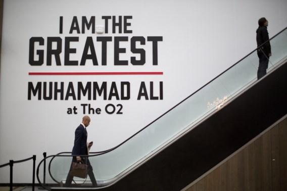 Freddy De Kerpel: 'Ali is de grootste'