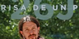 Podemos zou Spaanse socialisten kunnen voorbijsteken