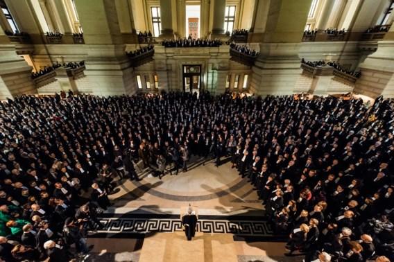 Brusselse Nederlandstalige rechtbank van eerste aanleg sluit zich aan bij acties magistraten