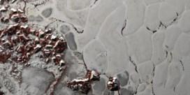 Pluto is een kosmische lavalamp