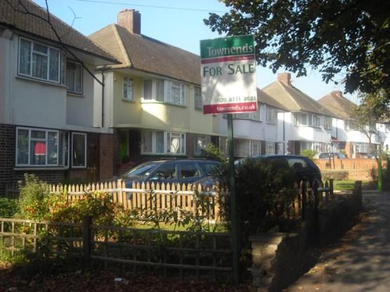 Britse huiskopers willen van aankoop afzien bij een Brexit