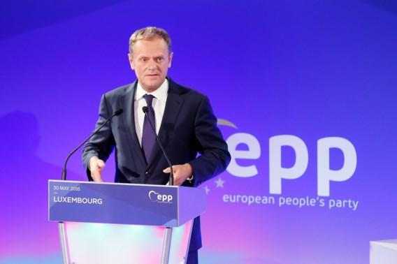 Tusk: 'Brexit begin van het einde voor westerse beschaving'