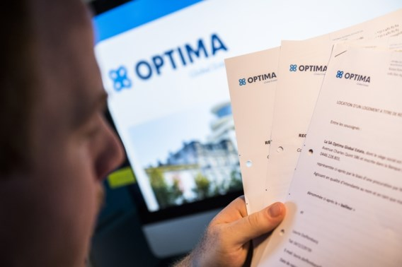 'Optima Bank wordt failliet verklaard'