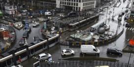 Brussel neemt deze zomer tunnels, wegen en tramsporen onder handen