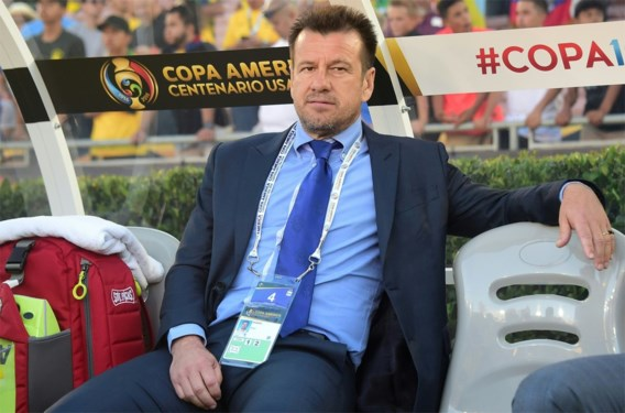 Brazilië zet Dunga op straat na Copa America-debacle
