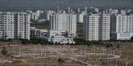 Echt en niet echt inTurkmenistan