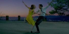 Ryan Gosling en Emma Stone dansend naar Venetië