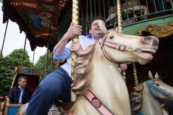 """<p>SP.A-voorzitter John Crombez moet zich klaarmaken voor een 'bumpy ride'. <span class=""""credit"""">Brecht Van Maele</span></p>"""