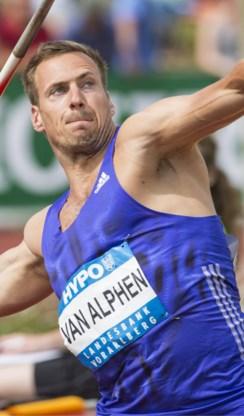 """Hans van Alphen start niet in Götzis: """"Vervelend maar verstandig"""""""