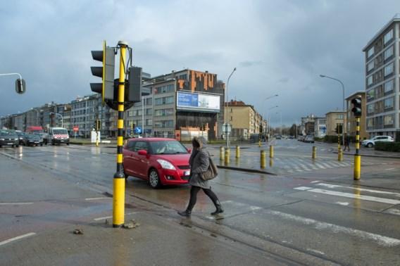 Voetganger voelt zich minst veilig in België