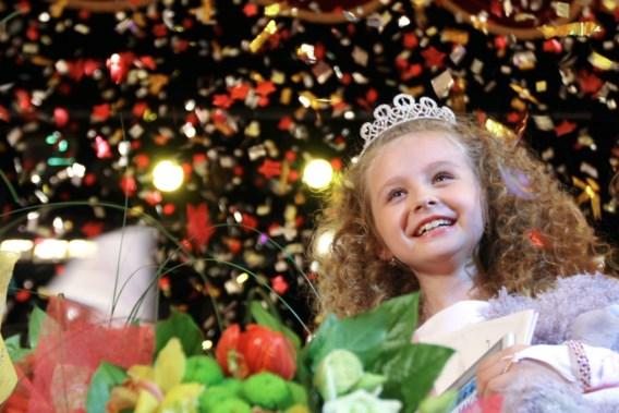 Peeters verbiedt Mini Miss België