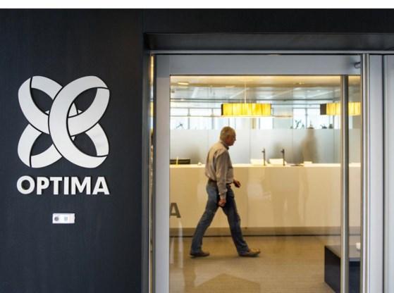De curatoren schatten het gat bij Optima Bank intussen op 20 miljoen euro. Wat overblijft, wordt elke dag minder waard.