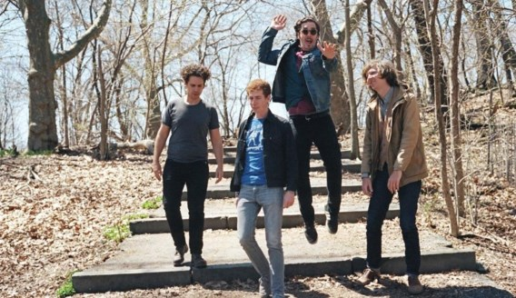 Parquet Courts: one, two, three, four!